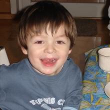 Vermisst wird  Felix Heger seit 06.01.2006