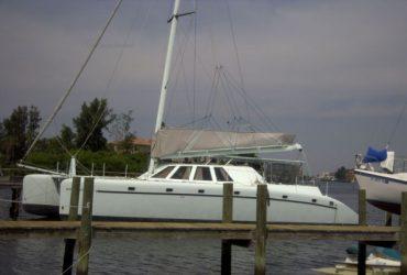 1999 Catamaran Custom Commercial Term Charter Catamaran 60