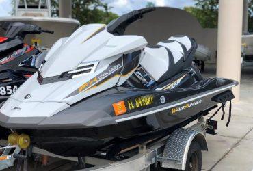 2018 Yamaha WaveRunner FX HO Cruiser