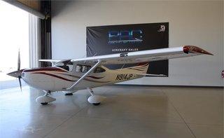 Cessna Turbo 182T Skylane