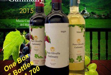 Pere Olivella Galimany Wine