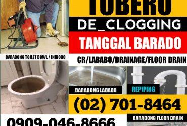 METRO MANILA TUBERO TANGGAL BARADO (02) 701-8464 09090468666 09753315388