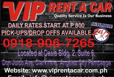 VIP RENT A CAR