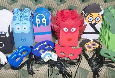 party bags loot bags for childrens party event birthday giveaway bags