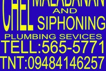 Plumbing services TELL:565-5771 /09484146257 /09364223071