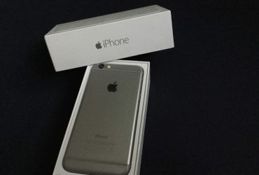 Iphone 6 Space Gray (64gb)