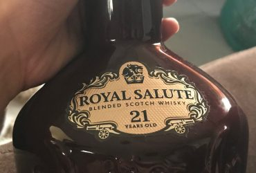 Chivas Royal Salute 21 Years Old Ruby Flagon |  Blended Malt Scotch Whisky