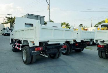 brandnew T-King neptune mini dump 2.5m3 capacity
