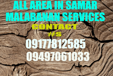 Malabanan Septic Tank Services 09177812585