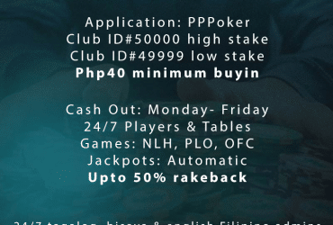 Play online poker 24/7 with real money