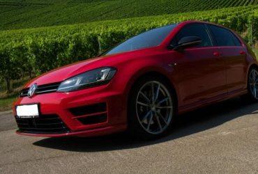 Volkswagen Golf VII R FSI 4Motion Navi Panorama DSG