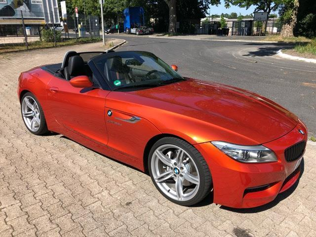 Bmw Z4 Sdrive35is Sport Aut Dkg 19 Search And Find 24