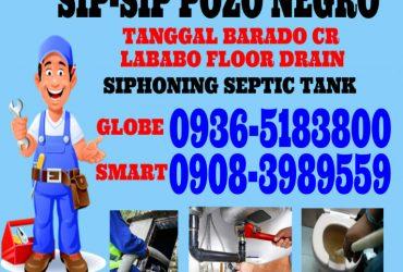 Pangasinan Malabanan Sip Sip Pozo Negro Services 09365183800