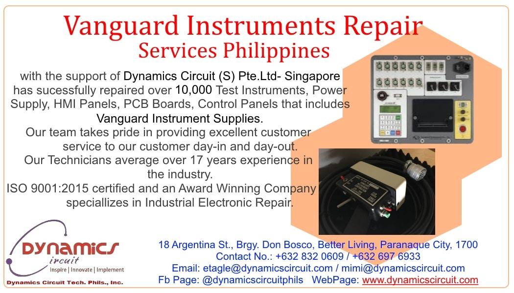 Vanguard Instrument Repair Philippines-Dynamics Circuit