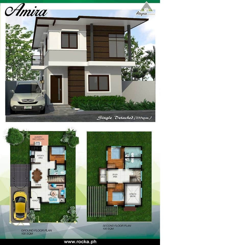 FOR SALE HOUSE & LOT IN BULACAN, PHILIPPINES BY JANROSCH