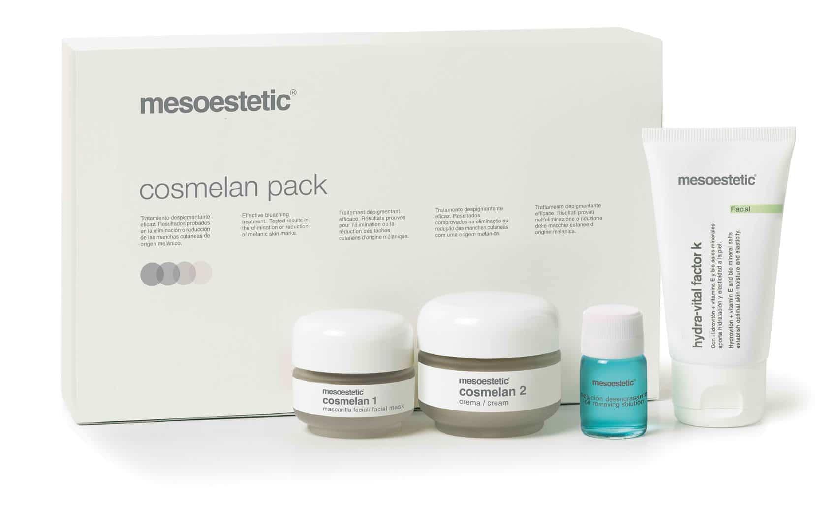 MESOESTETIC COSMELAN 2 CREAM 30G, Botox 100 IU,Glutax 8000Gz