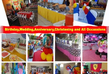 TESS RED CATERING and Party Needs