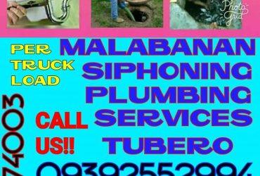MALABANAN SIPHONING PLUBING SERVICES