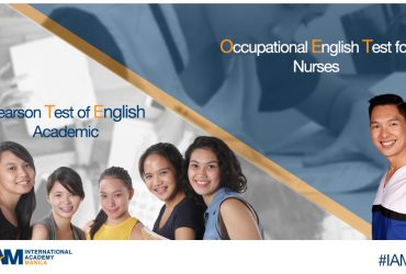 Best Occupational English Test(OET)-RN and Pearson Test of English(PTE)-Academic Review Programs in Quezon City
