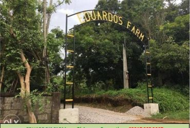 Affordable Residential Farm lot in Alfonso Cavite