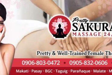 pretty sakura home and hotel massage service