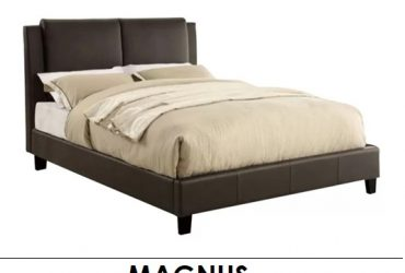 MAGNUS UPHOLSTERED BED