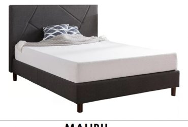 MALIBU UPHOLSTERED BED FRAME