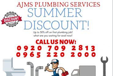 AJMS malabanan siphoning plumbing services 09652202000