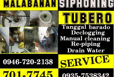 TUBERO DE-CLOGGING SERVICES QUEZON CITY