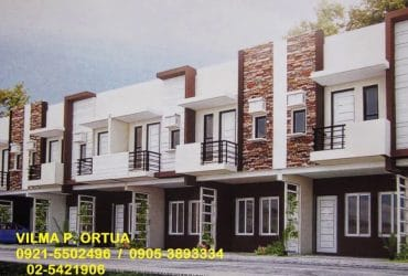 AFFORDABLE TOWNHOUSES IN QUEZON CITY