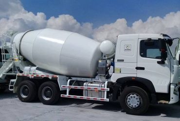 Transit Mixer 6×4 Howo A7 10m3 Euro 4 and Euro 2
