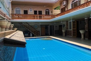 Very Large House and Lot for Sale in Angeles City, Philippines