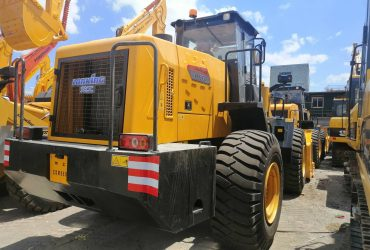 Wheel Loader Lonking CDM860
