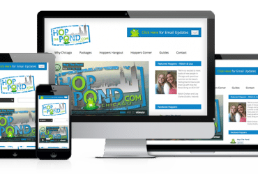 We can create you an amazing corporate website or online store.