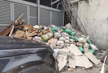 Hauling Services of Office Garbage and Debris in Makati