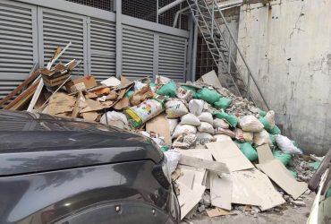 Construction Waste Hauling Services Metro Manila