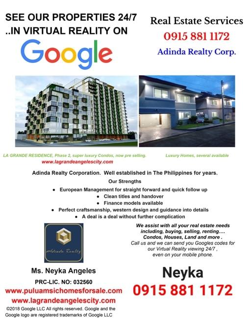 Adinda Realty Corp.