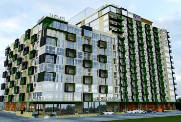 La Grande condominiums, Angeles City.  Apartments and condos now selling in Phase 2