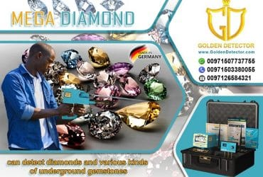 Diamond Locator and Gemstone 2019 | Mega Diamond Detector