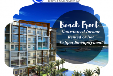 Beach Front Condotel in Palawan – Lifetime Property Investment & Business in One