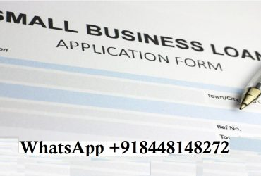 LOAN FOR YOUR BUSINESS, INDUSTRY, REAL ESTATE.