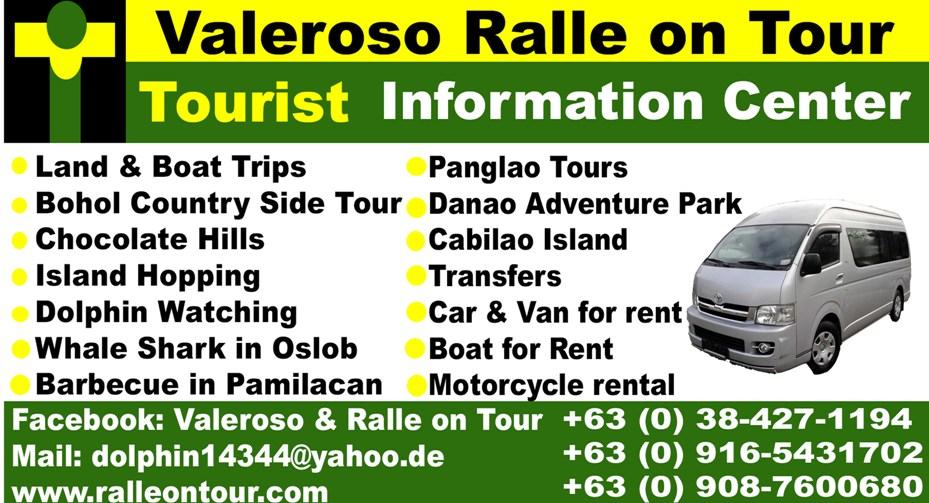 Valeroso Ralle on Tour
