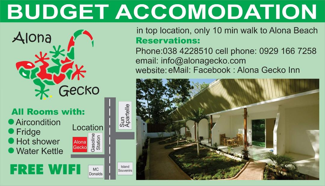 Alona Gecko Inn