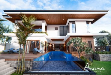 Amuma Mactan – Total Luxury Resort Home inside Vista Mar