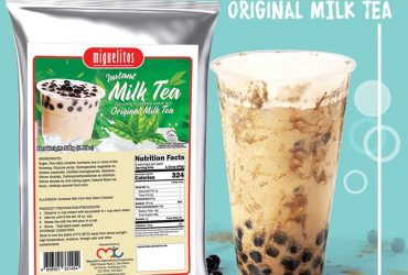 ORIGINAL MILK TEA