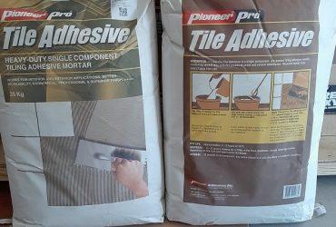 Cebu Tile Adhesive Supplier
