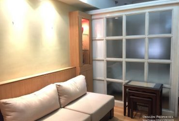 1BR Corinthian Executive Regency Furnished Sale 4.5M nego nr ASMPH Robinsons Galleria