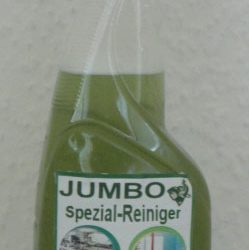Jumbo Spezial-Reiniger, Kraftvoll gegen Fett, Nikotin, Eingebranntes.