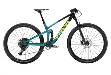 2021 TREK TOP FUEL 9.7 NX MOUNTAIN BIKE – (Fastracycles)