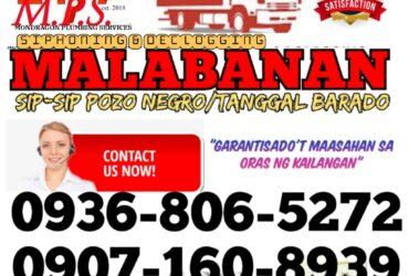 MPS 24/7 MALABANAN SIPHONING & DECLOGGING SRVS.-09368065272
